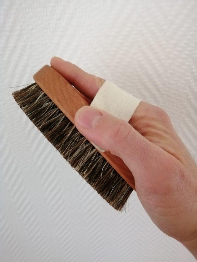 brosse pour le corps brosse de massage  brossage lymphatique