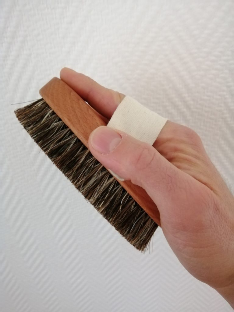 body brush massage brush  lymphatic brushing