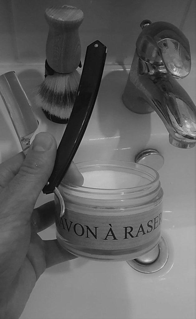 Savon à raser Rasage traditionnel