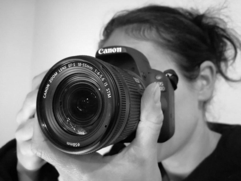 Femme  Photographe  David RAUTUREAU