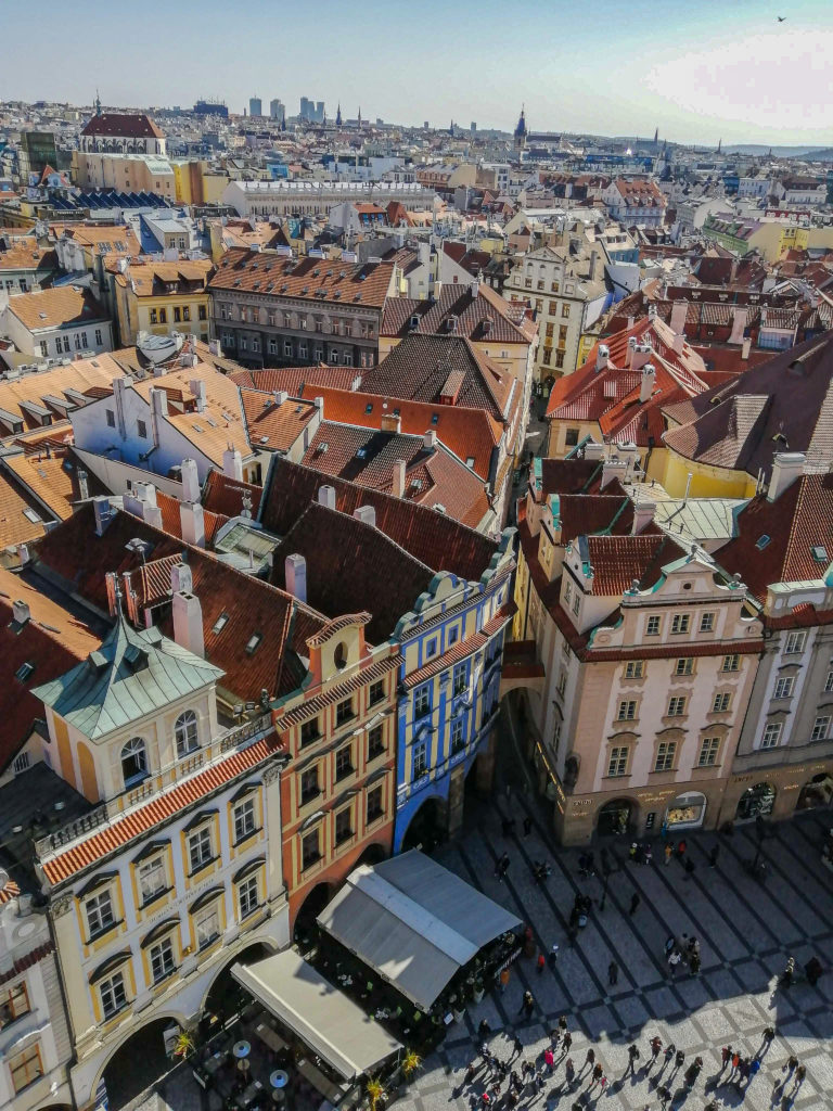 David RAUTUREAU Prague  Praha
