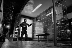 David RAUTUREAU Travailleurs de l'ombre Agent d'exploitation Voirie Secteur technique Cholet