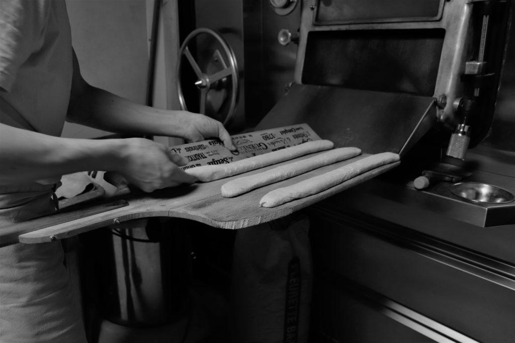 Travailleurs de l'ombre  Boulanger  Le four choletais Cholet Four Pain