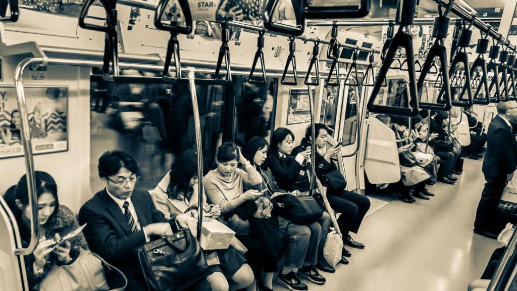 Tokyo Métro Voyage Japon David RAUTUREAU